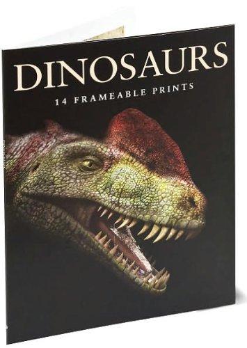 9781435137875: Dinosaur Poster Book