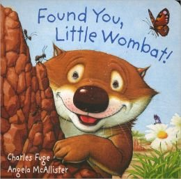 9781435138407: Found You, Little Wombat
