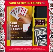 9781435138667: CARD GAMES and TRICKS Book & Kit