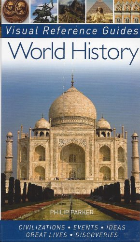 9781435138957: World History (Visual Reference Guides)