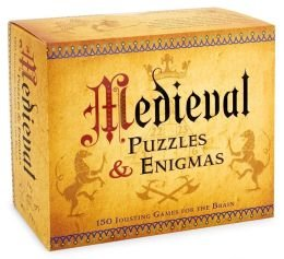 Medieval Puzzles & Enigmas: 150 Jousting Games: Fabrice Mazza; Sylvain