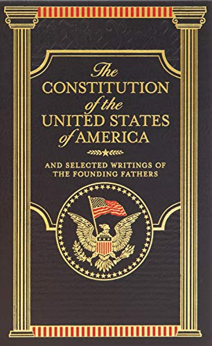 9781435139305: The Constitution Of The United States Of America (Barnes & Noble Leatherbound Classic Collection)