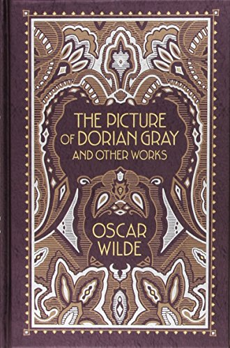 9781435139435: Picture of Dorian Gray and Other Works (Barnes & Noble Leatherbound Classic Collection)