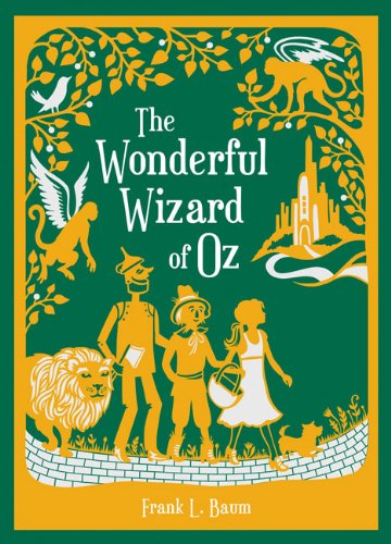 9781435139732: Wonderful Wizard of Oz (Barnes & Noble Leatherbound Classic Collection)