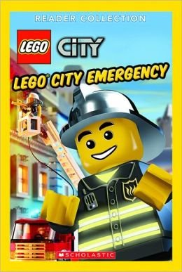 9781435139855: LEGO City Emergency : LEGO City reader collection [4-in-1]