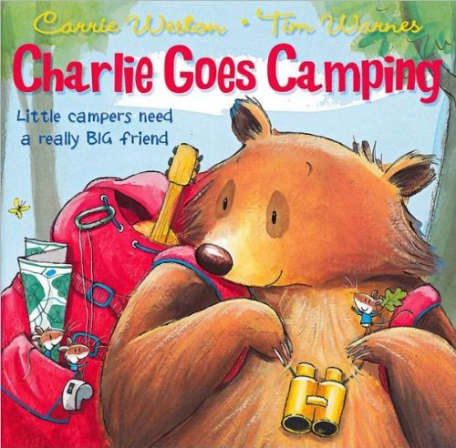9781435140820: charlie goes camping