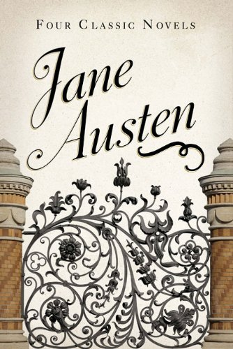9781435141803: Jane Austen: Four Classic Novels (Fall River Classics)