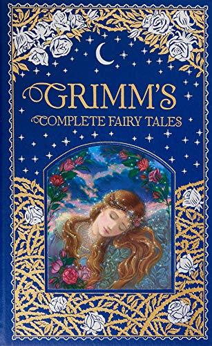 9781435141865: Grimm's Complete Fairy Tales (Leatherbound Classic Collection) by Brothers Grimm (2012) Leather Bound