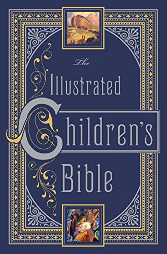 9781435141919: Illustrated Children's Bible, The (Leatherbound Children's Classics) by Henry A. Sherman and Charles Foster Kent (2012) Leather Bound