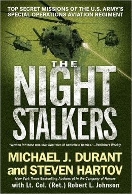 9781435142046: The Night Stalkers: Top Secret Missions of the U.s. Army's Special Operations Aviation Regiment