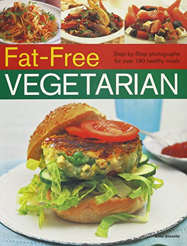 9781435142251: Fat-Free Vegetarian