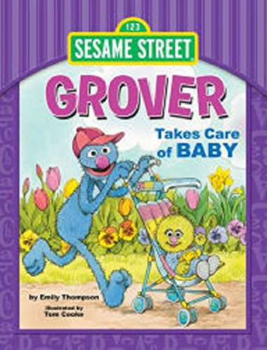9781435142589: Sesame Street Grover Takes Care of Baby