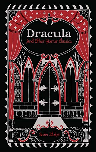 9781435142817: Dracula and Other Horror Classics (Leatherbound Classic Collection) by Bram Stoker (2013) Leather Bound