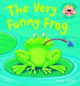 The Very Funny Frog (Pop Up): Little Tiger Press