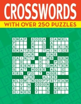 9781435143364: CROSSWORDS WITH OVER 250 PUZZLES