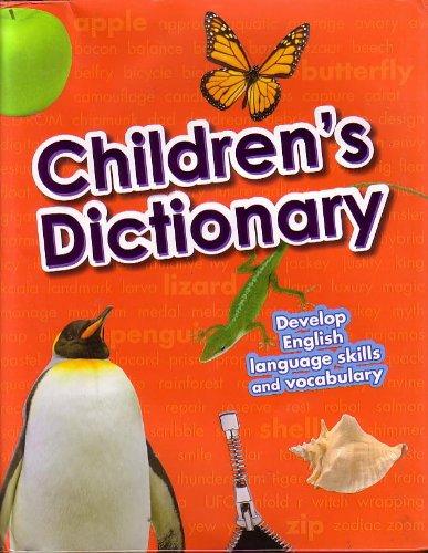 9781435143487: Children's Dictionary Custum Edition (Illustrated)