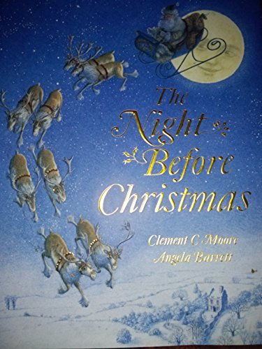 9781435144163: THE NIGHT BEFORE CHRISTMAS (1ST US ED)