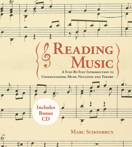 Reading Music: Marc Schonbrun