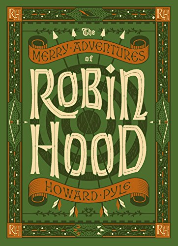 9781435144743: The Merry Adventures of Robin Hood (Barnes & Noble Children's Leatherbound Classics) (Barnes & Noble Leatherbound Children's Classics)
