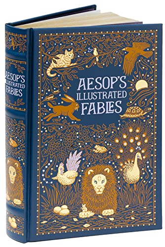 Aesop's Illustrated Fables: Aesop