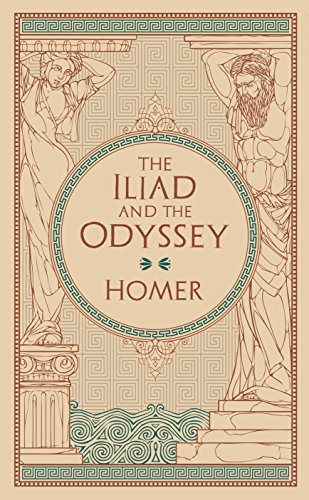 9781435145382: Iliad & The Odyssey, The (Barnes & Noble Leatherbound Classic Collection)
