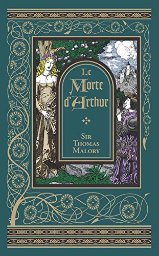 9781435145405: Le Morte D'Arthur (Barnes & Noble Leatherbound Classic Collection)