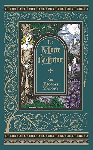 9781435145405: Le Morte D'Arthur (Barnes & Noble Omnibus Leatherbound Classics) (Barnes & Noble Leatherbound Classic Collection)