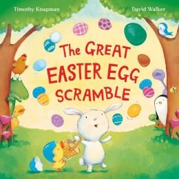 9781435145948: The Great Easter Egg Scramble Hardcover (9781435145948)
