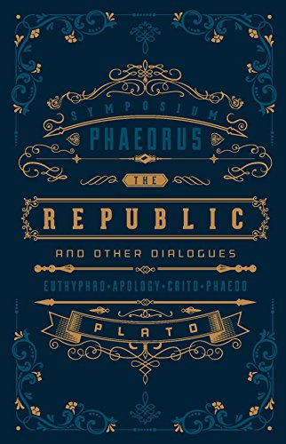 The Republic and Other Dialogues (Barnes & Noble Leatherbound Classic Collection): Plato