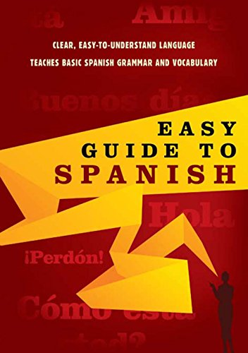 9781435147072: Easy Guide to Spanish