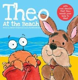 Theo At the Beach: Jaclyn Crupi
