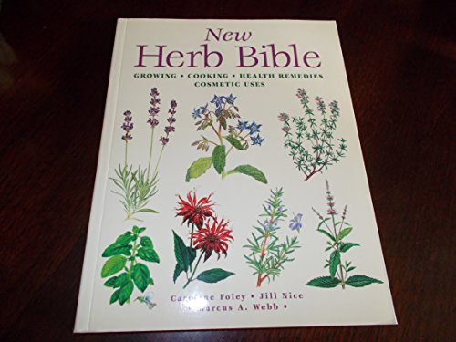 9781435147836: New Herb Bible