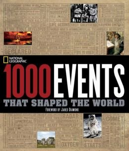 9781435148086: 1000 Events That Shaped the World