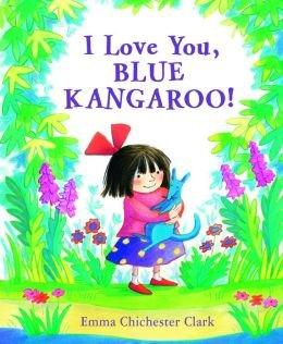 9781435148789: I Love You, Blue Kangaroo