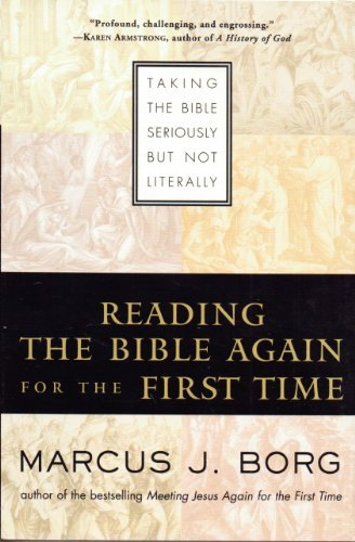 9781435149144: Reading the Bible Again for the First Time