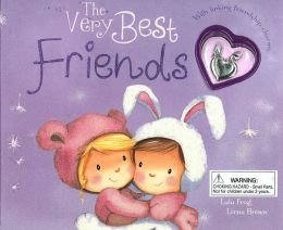 9781435149175: Very Best Friends Charm Book
