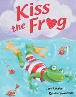 Kiss the Frog: Tony Bonning