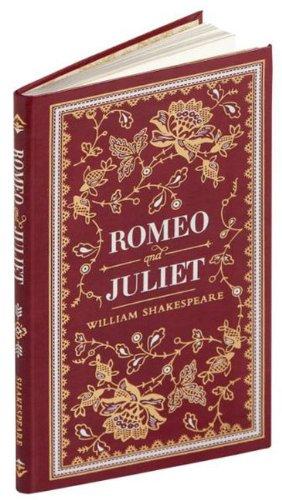 Romeo and Juliet (Leather-Bound Mini): William Shakespeare
