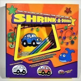 9781435149670: Shrink-a-Doodle