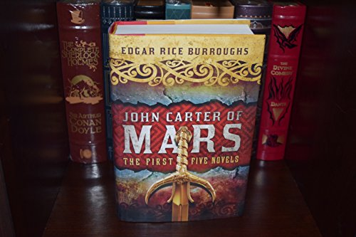 9781435149915: John Carter of Mars The First Five Novels of the Series
