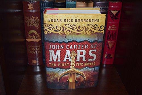 John Carter of Mars The First Five Novels of the Series: Edgar Rice Burroughs