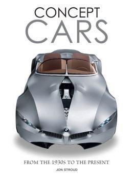 Concept Cars: Jon Stroud