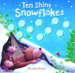 Ten Shiny Snowflakes: Russell Julian