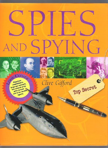 9781435150164: Spies & Spying