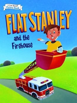 Flat Stanley and the Firehouse (An I Can Read Picture Book): Jeff Brown