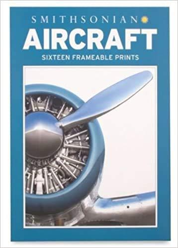 9781435150645: Smithsonian Aircraft: Sixteen Frameable Prints