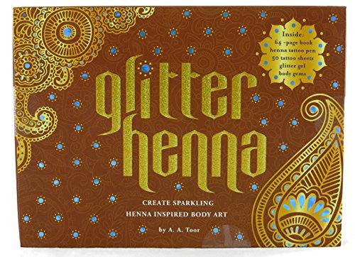 9781435150782: Glitter Henna