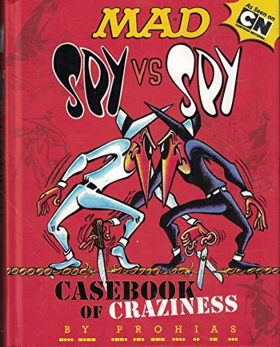Spy vs. Spy: Casebook of Craziness (MAD): Antonio Prohias
