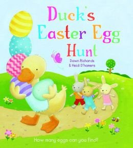 9781435152434: Duck's Easter Egg Hunt