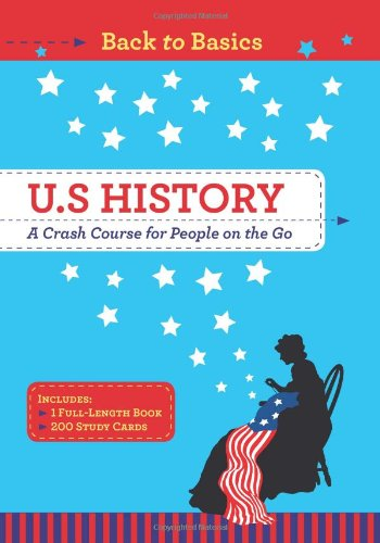 9781435152687: Back to Basics U.s. History, a Crash Course for People on the Go